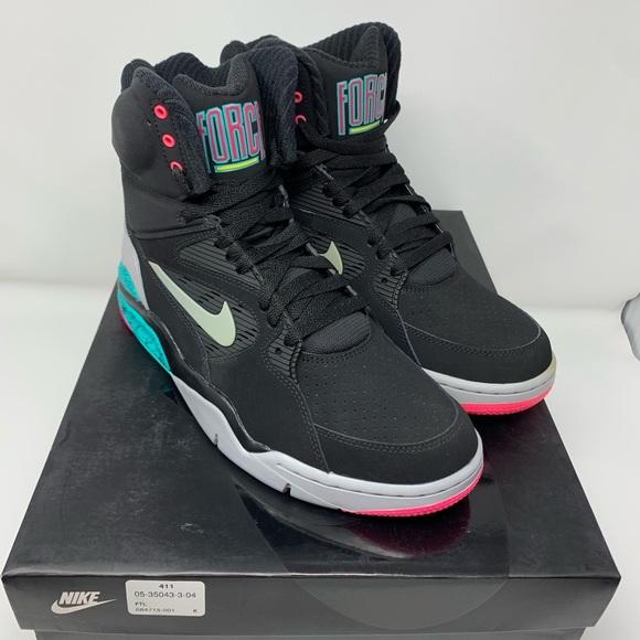 """NEW Nike Air Command Force """"Spurs</div>             </div>   </div>       </div>     <div class="""